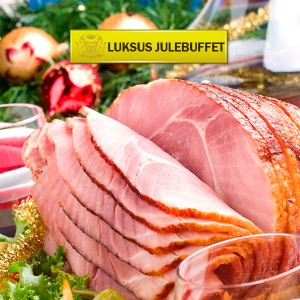 Luxus Christmas Buffet