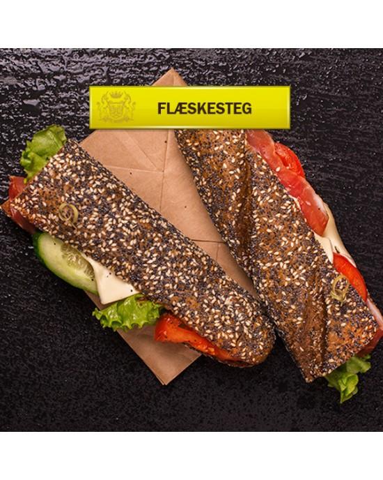 Flæskestegs Sandwich