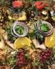 36 stykker højtbelagt luksus smørrebrød