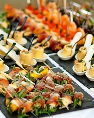Four Seasons Receptions Buffet