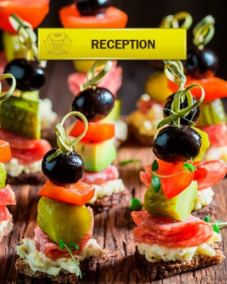 All Seasons Receptions Buffet